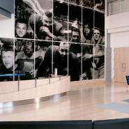 Detroit Lions HQ & Training Facility